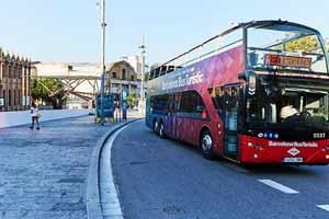 Bus touristique Barcelone Caixa Forum