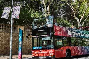 Bus touristique Barcelone Monastère royal de Sainte Marie de Pedralbes