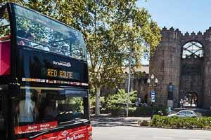 Bus touristique Barcelone Poble