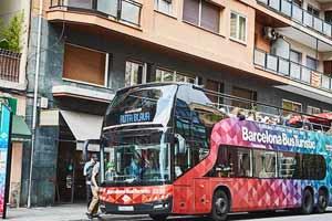 Bus touristique Barcelone Sarria